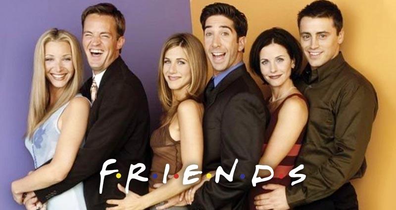 Friends Özel Bölüm