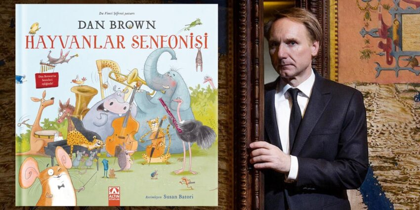 Dan Brown - Hayvanlar Senfonisi - Çocuk