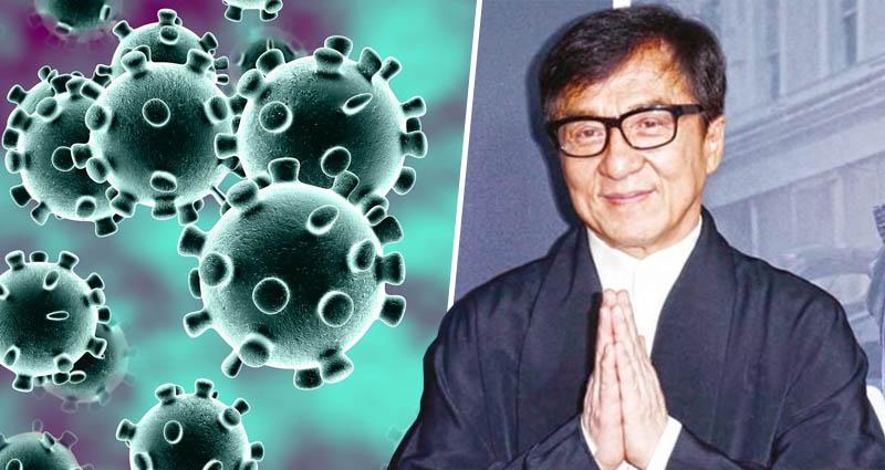 Jackie Chan - Corona Virüsü