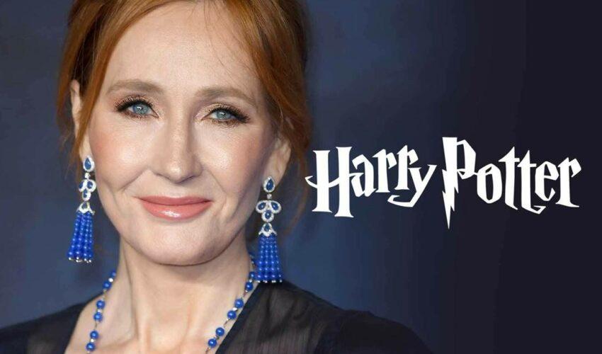 Harry Potter Yazarı J.K. Rowling