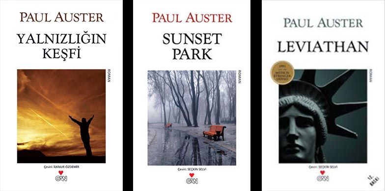 paul auster kitaplar 1
