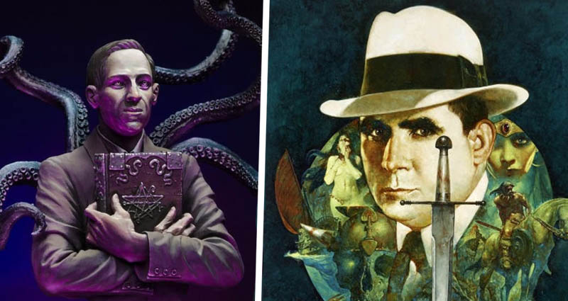 H.P. Lovecraft - Robert E. Howard