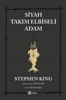 Stephen King - Siyah Takım Elbiseli Adam