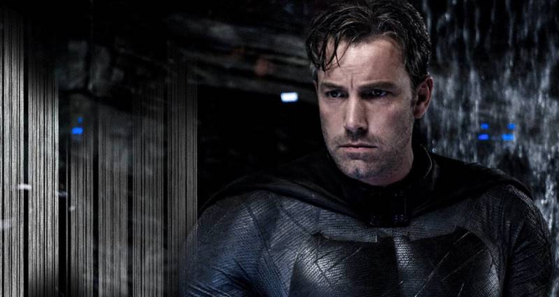 Ben Affleck - The Batman