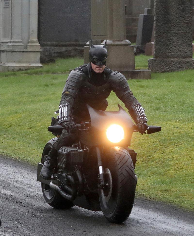 the batman kostüm