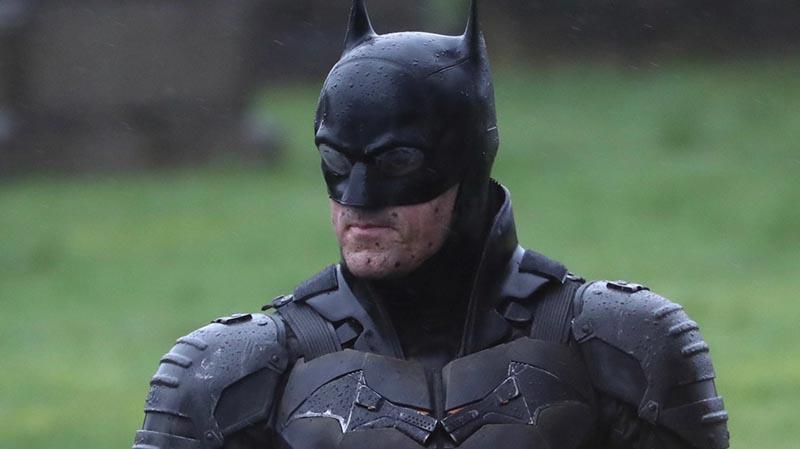The Batman başlık