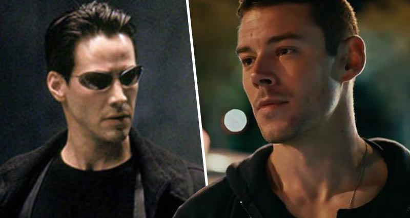 the matrix 4 Brian J. Smith