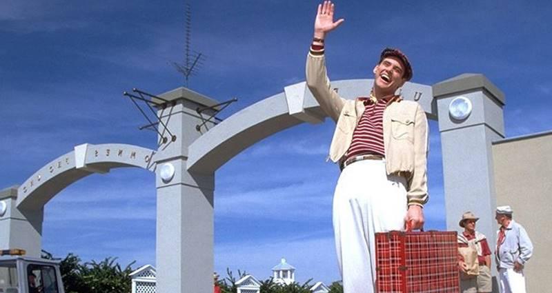 Jim Carrey - The Truman Show