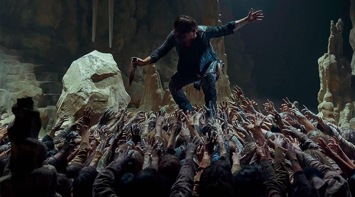 The Walking Dead 10. Sezon İzlenme