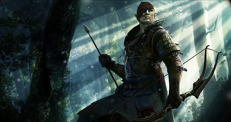 The Witcher 2. Sezon Scoia'tael