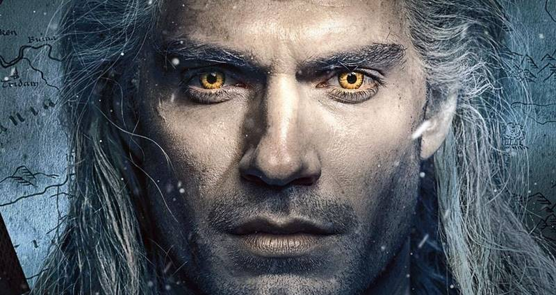 the witcher klasik afis - The Witcher 2.Sezon Ne Anlatacak ? İşte Detaylar