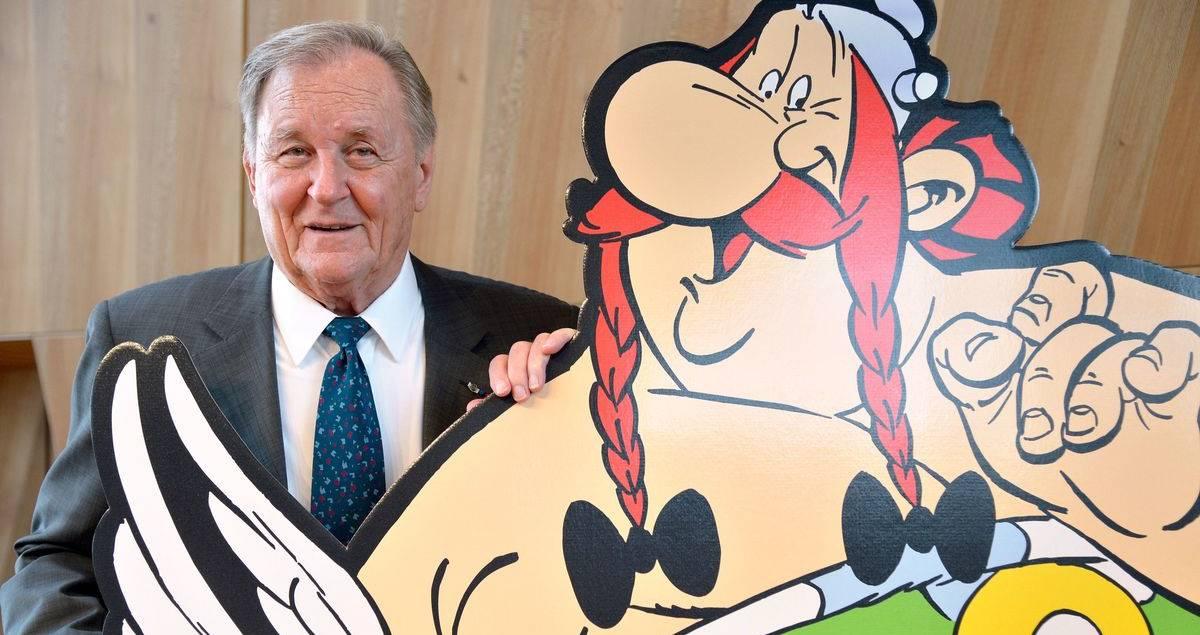 Asterix - Albert Uderzo