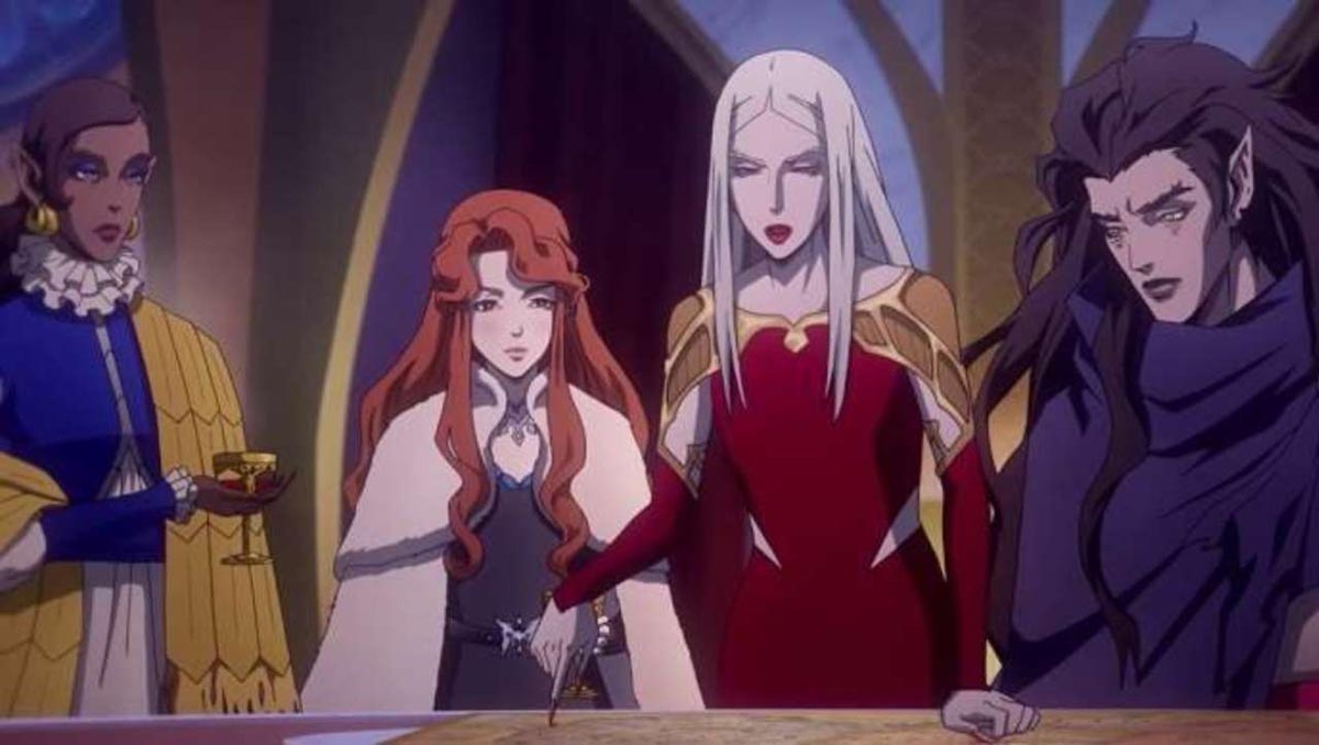 Castlevania 3. sezon