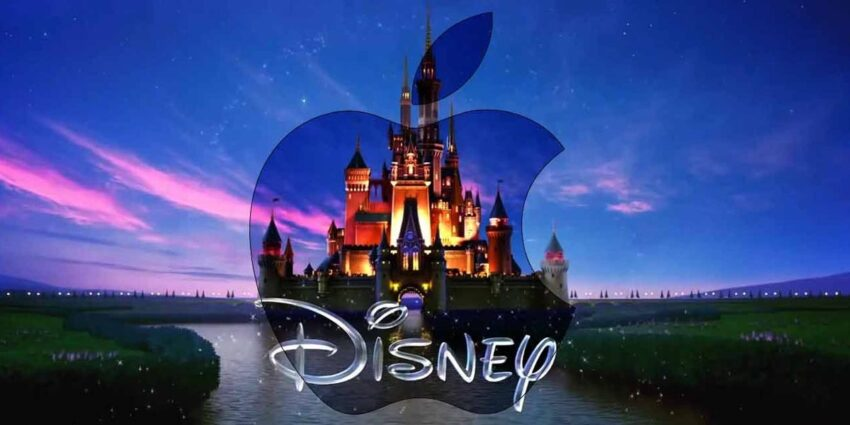 Disney Apple
