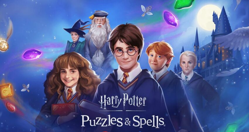 Harry Potter: Puzzles & Spells Oyunu