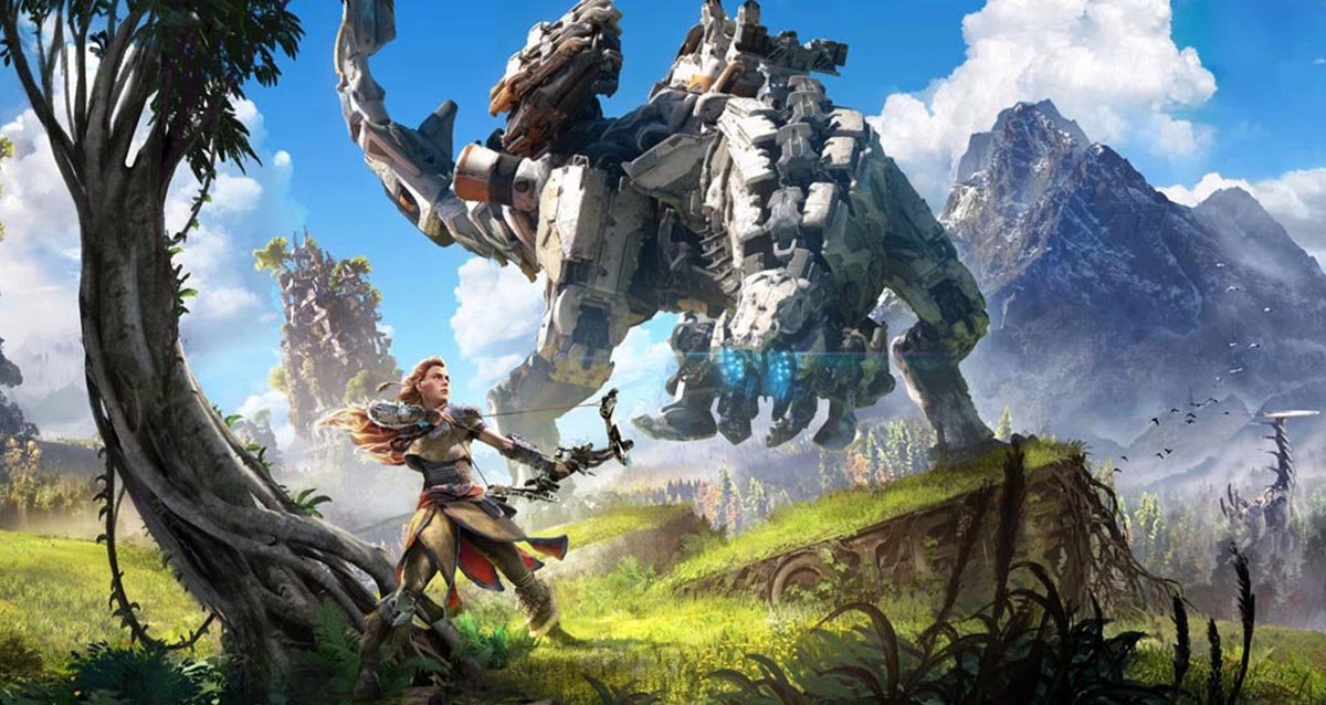Horizon Zero Dawn Sony
