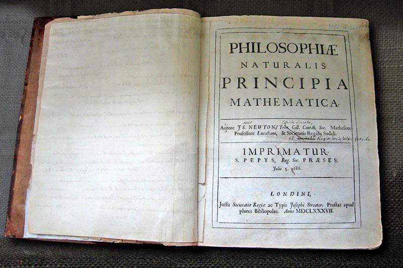 Isaac Newton el yazması