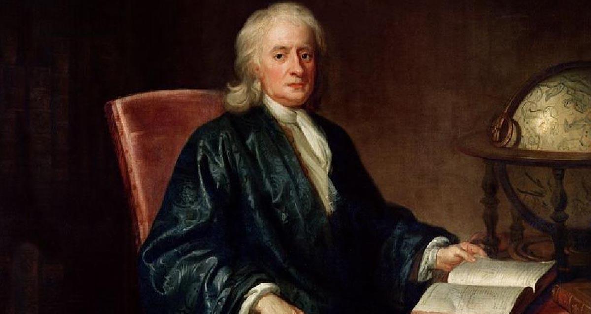 Isaac Newton - Karantina
