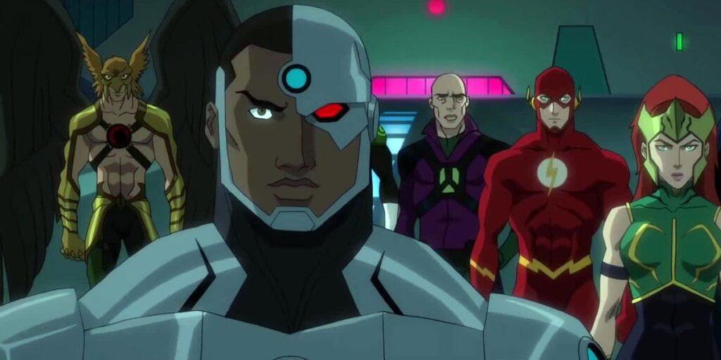 Justice League Dark: Apokolips War