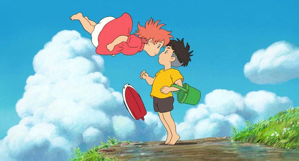 Küçük Deniz Kızı Ponyo | Gake no Ue no Ponyo (2008)