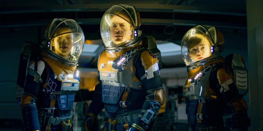 Lost in Space 3. Sezon