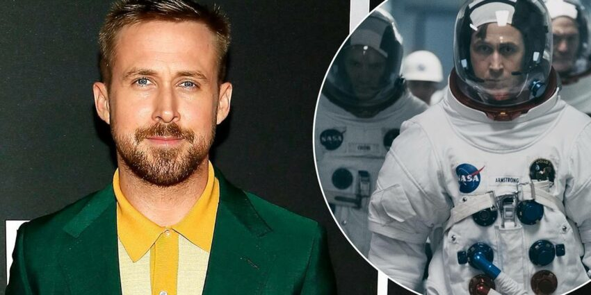 Andy Weir - Project Hail Mary - Ryan Gosling