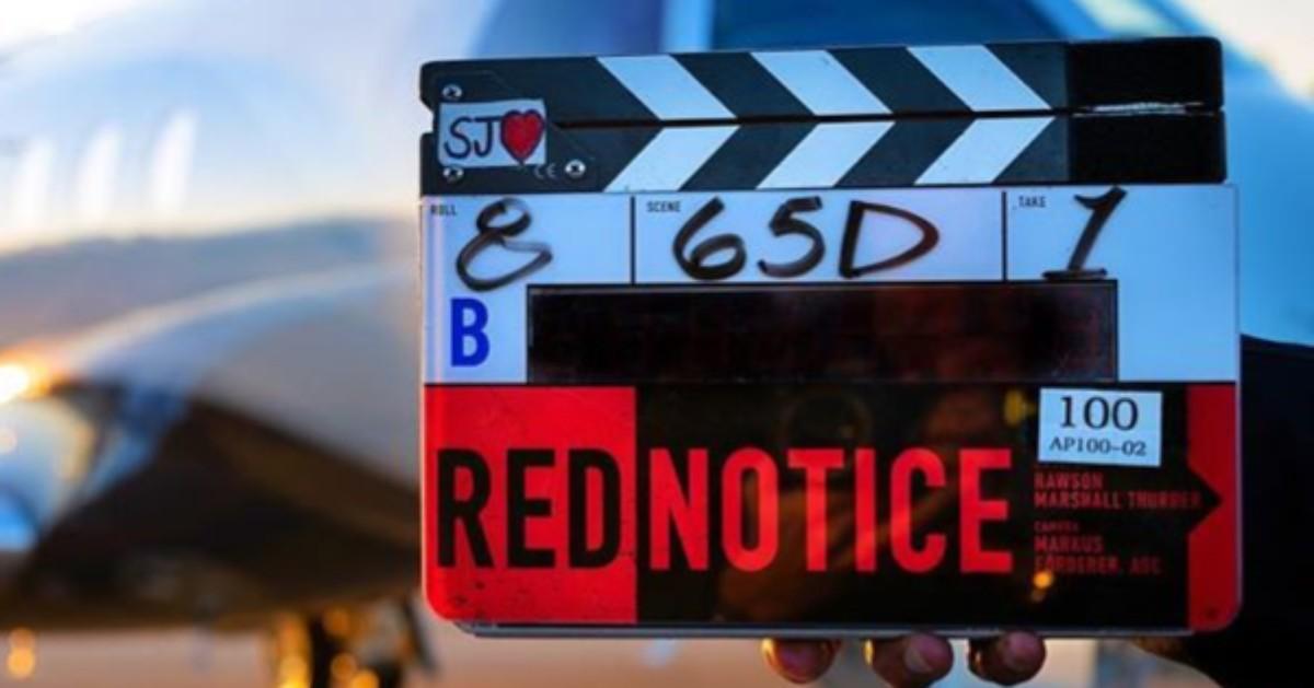 Red Notice - Netflix - Corona Virüsü