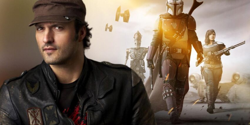 Robert Rodriguez the mandalorian 2. sezon