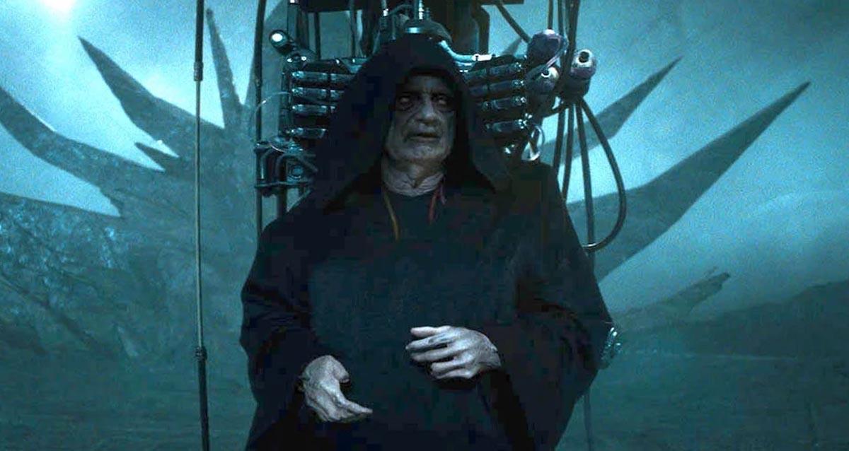 Star Wars: The Rise of Skywalker - Palpatine