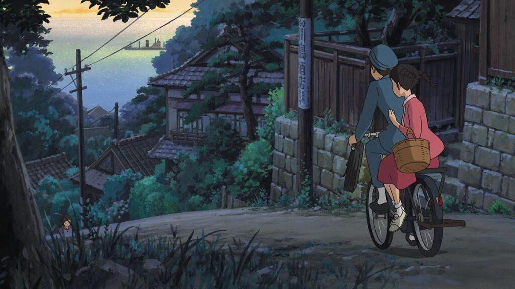 Tepedeki Ev | From Up On Poppy Hill | Kokurikozaka Kara (2011)