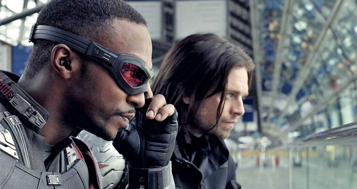 The Falcon and the Winter Soldier Corona Virüsü