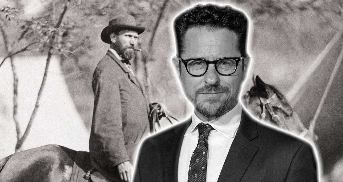 J.J. Abrams The Pinkerton Western