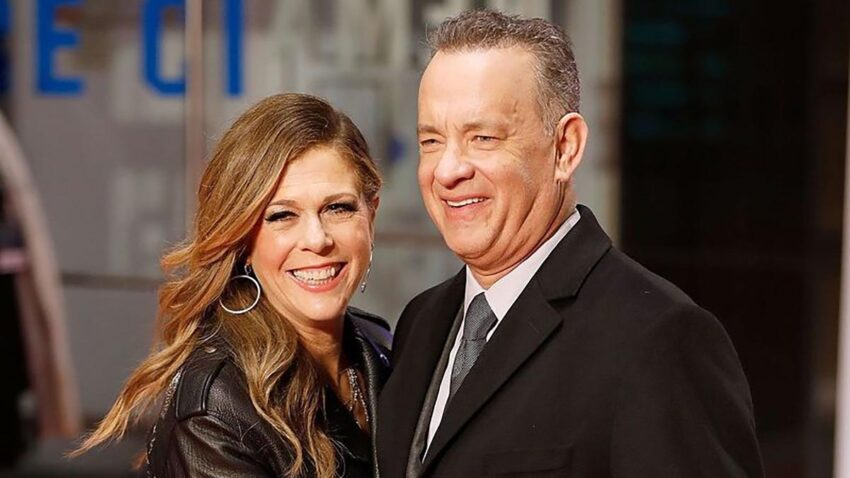 Tom Hanks Rita Wilson Corona Virüsü