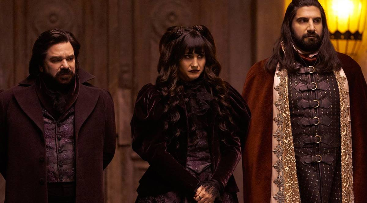 What We Do in the Shadows 2. Sezon