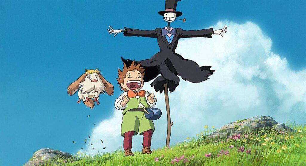 Yürüyen Şato | Howl's Moving Castle| Hauru no Ugoku Shiro (2004) Netflix