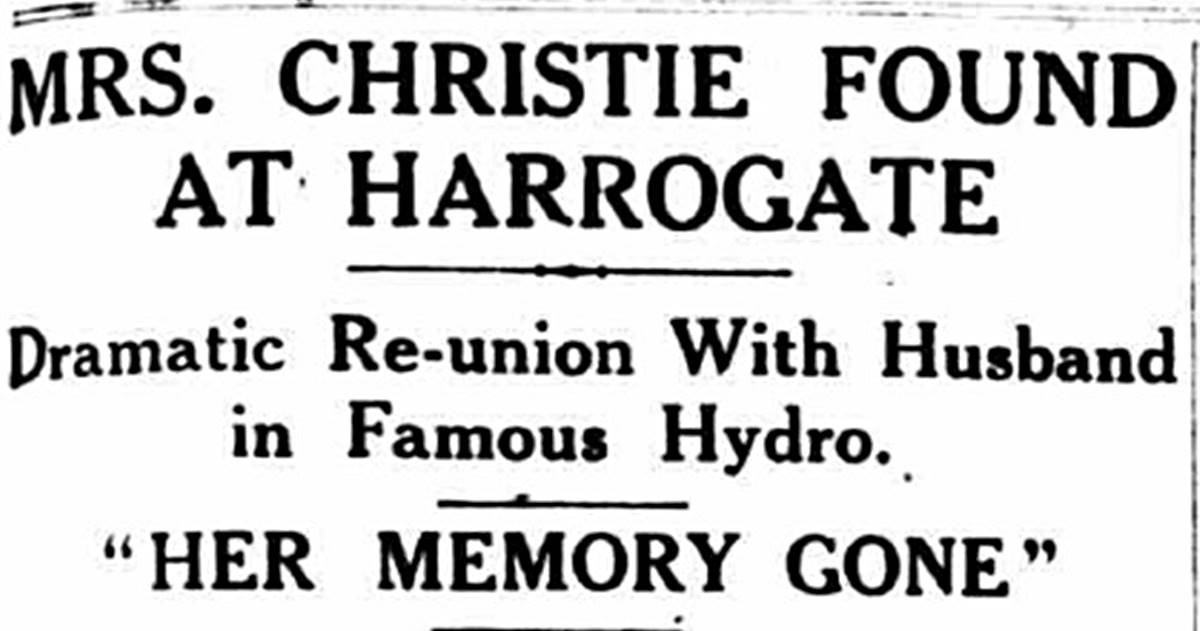 Agatha Christie Kayıp