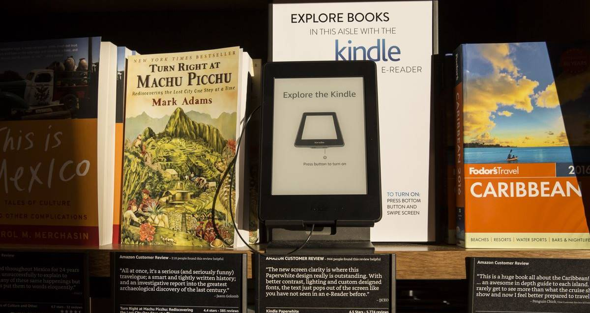 Amazon Kitap
