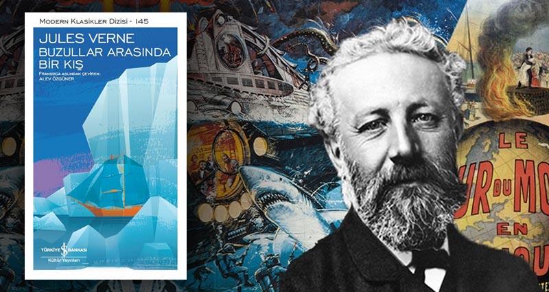 Buzullar Arasında Bir Kış - Jules Verne