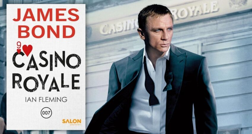 James Bond: Casino Royale Kitap