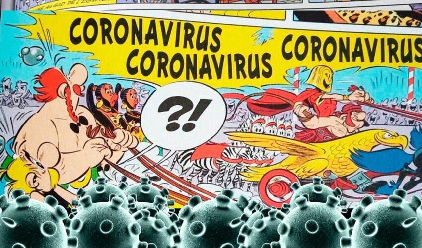 Asterix Corona Virüsü