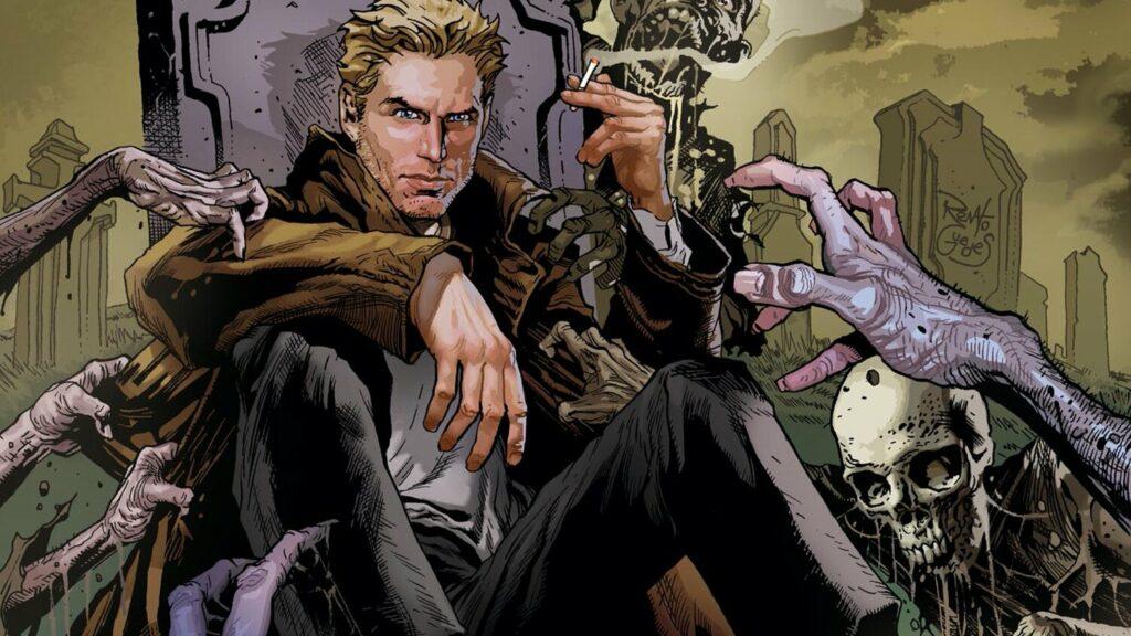 Doctor Strange John Constantine