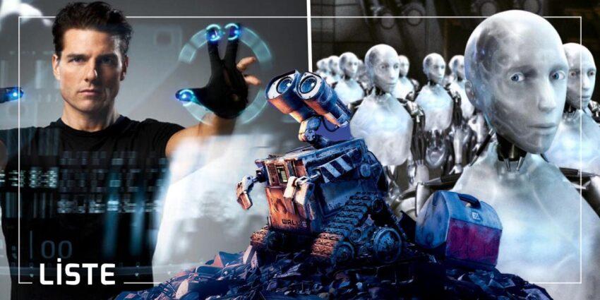 2000'li Yıllardan Geleceği Tahmin Eden 9 Bilimkurgu Filmi