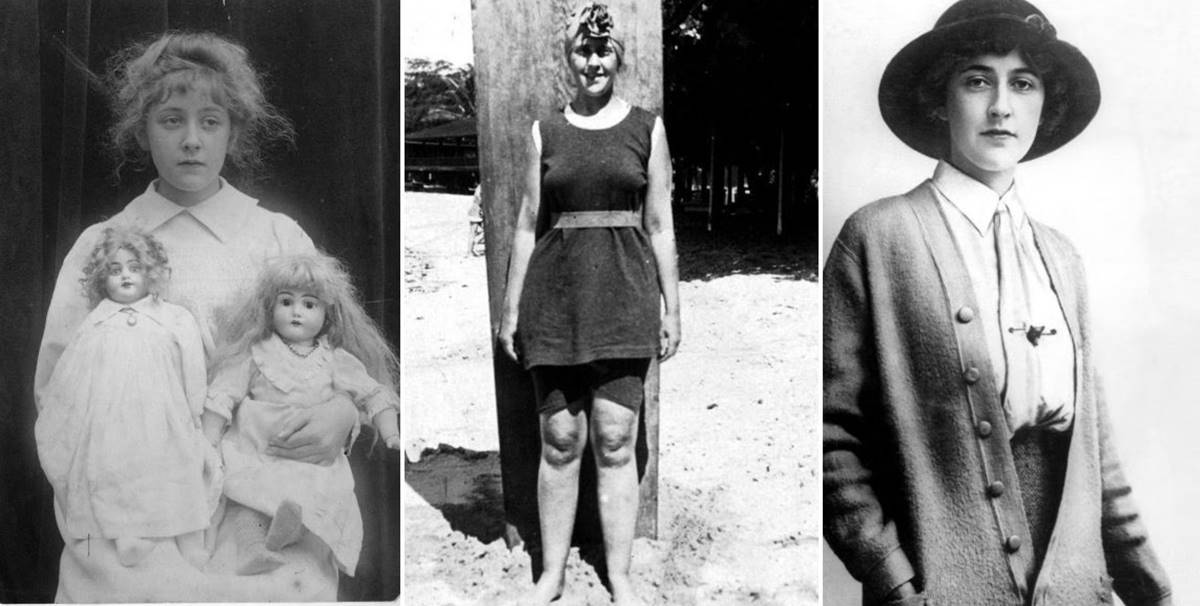 Genç Agatha Christie