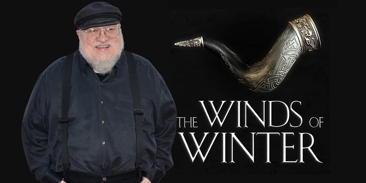 George R.R. Martin The Winds of Winter
