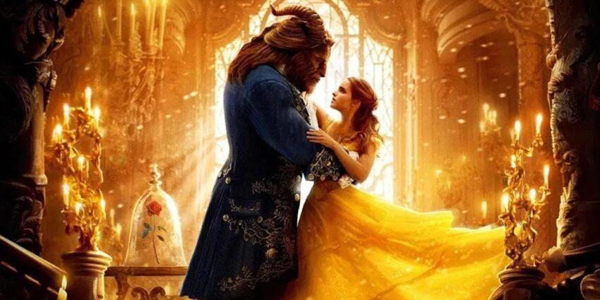 Disney Beauty and The Beast (Güzel ve Çirkin) dizi
