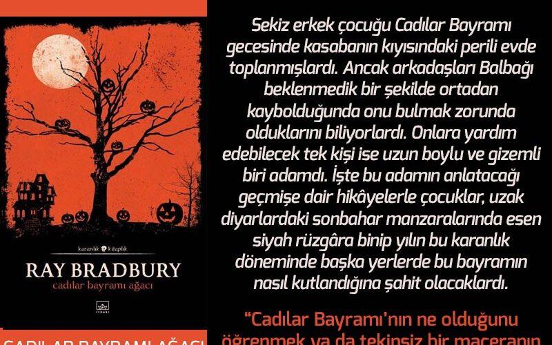 Haftanın Kitabı #133 | Cadılar Bayramı Ağacı - Ray Bradbury