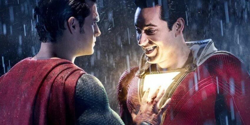Shazam 2 Superman Henry Cavill