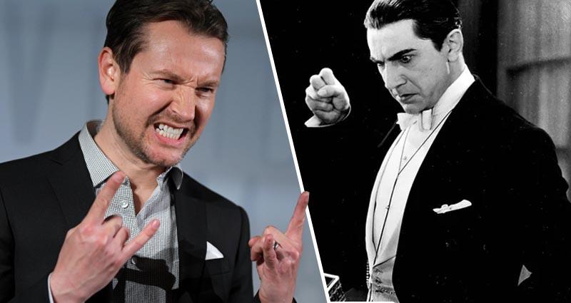 The Invisible Man Yönetmeni, Dracula Filmi Çekmek İstiyor