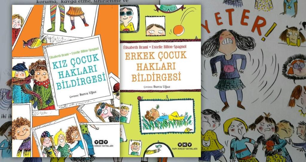 Kız Çocuk Hakları Bildirgesi Kitabı