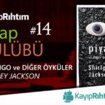 KR Kitap Kulübü #14 Shirley Jackson - Piyango ve Diğer Öyküler